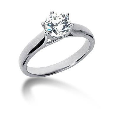 diamantring 1 carat pris